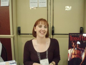 Author Jenna Petersen