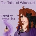 BELTANE witch fantasy Rayne Hall  cover Oct2011