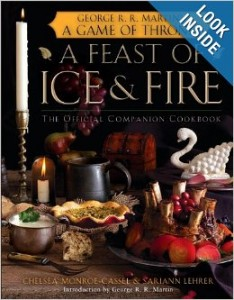 A Feast of Ice & Fire cookbook