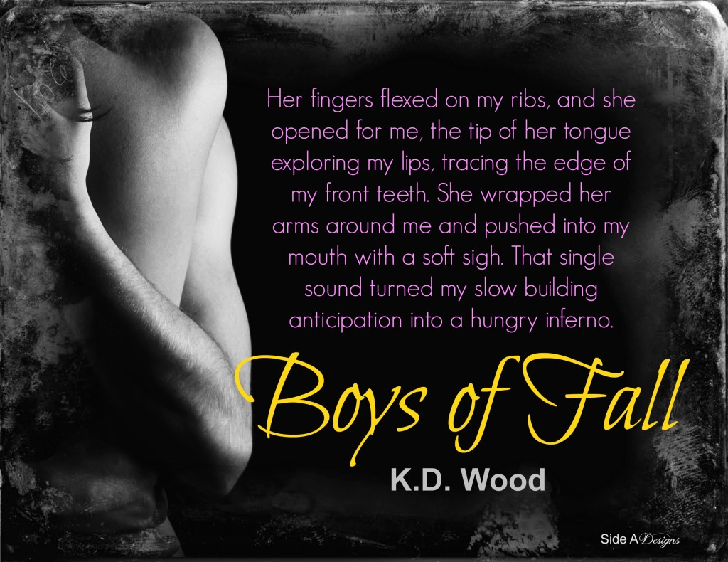 K.D. Wood Boys of Fall